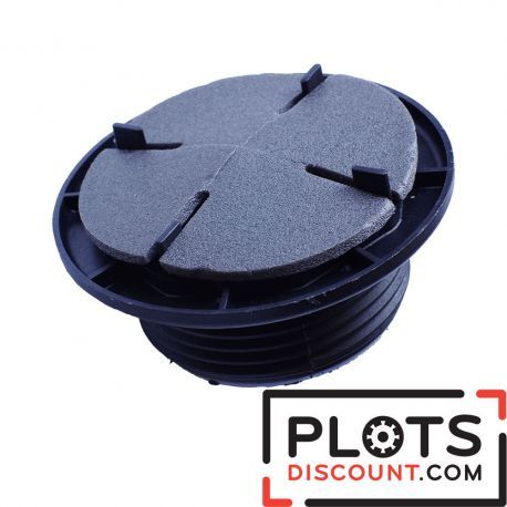 Acoustic damper for pedestal Jouplast - Lot of 100 units