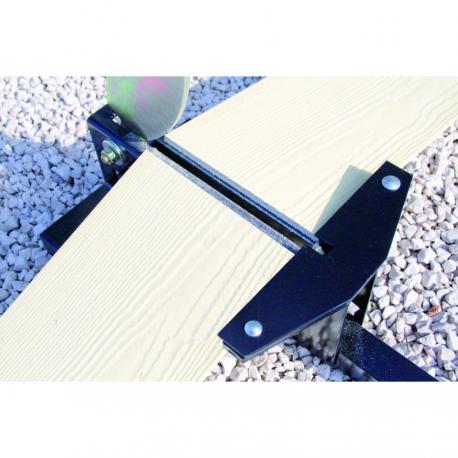 alphacut guillotine lame de bardage fibre ciment. Black Bedroom Furniture Sets. Home Design Ideas