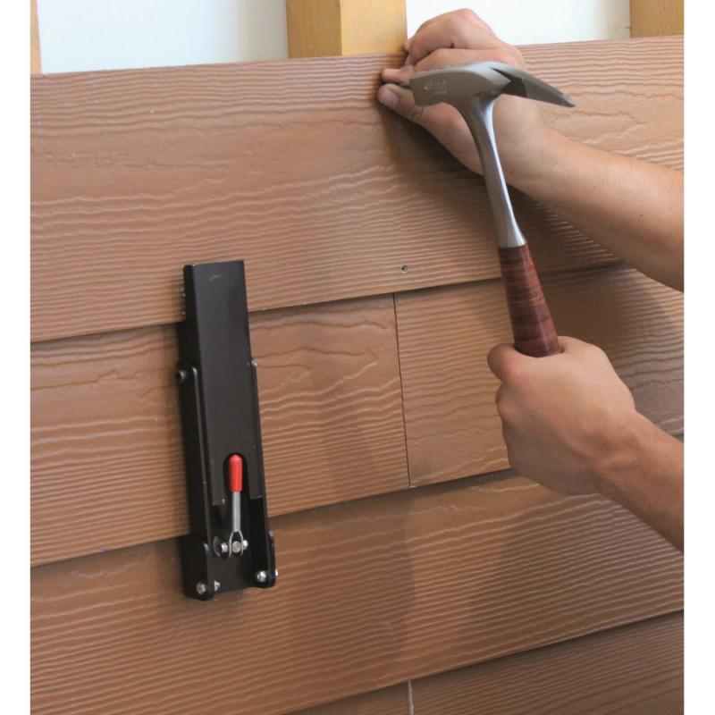 clin fix set de 2 accessoires de pose de bardage recouvrement plots. Black Bedroom Furniture Sets. Home Design Ideas
