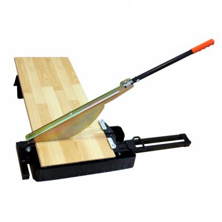 MEGA STRATICUT® 400 - Guillotina profesional 400 mm para suelo laminado