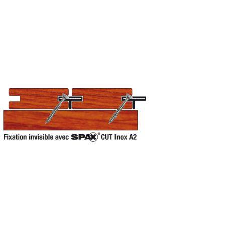Kit de fixation Hardwood clip Gamme PRO