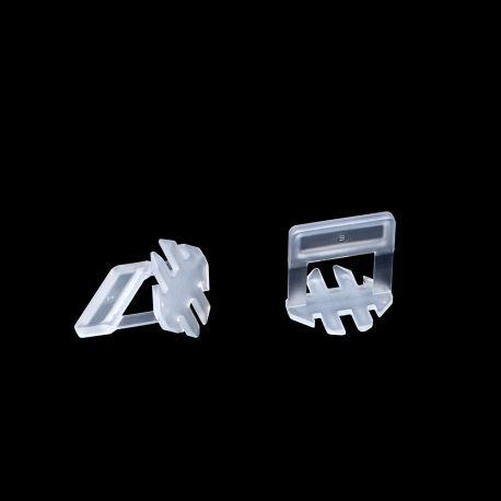 Croisillons auto-nivelant pour carrelage épaisseur 3 à 12 mm