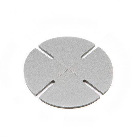 Spessore ammortizzatore in gomma per piede di sostegno piastrelle - 100 pezzi