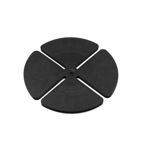 Jouplast vibration buffer for pedestal - Lot of 100 units