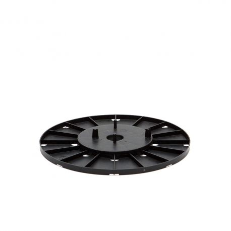 Piede d'appoggio per piastrelle, altezza fissa 15 mm speciale per il tetto epdm