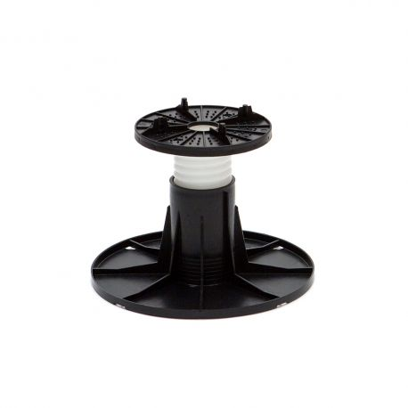Adjustable pedestal 105 145 mm for slabs, tiles or ceramics