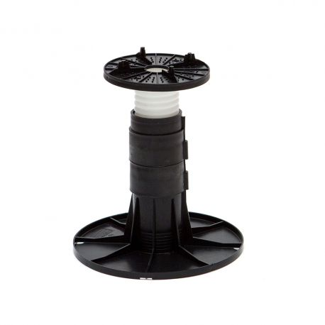 Adjustable pedestal 185 2255 mm for slabs, tiles or ceramics