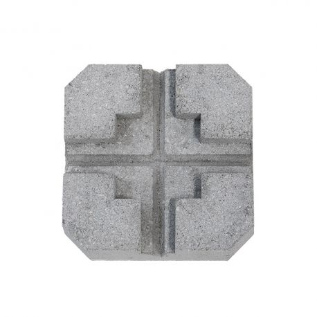 Support béton pour lambourdes - Lot de 10 pièces