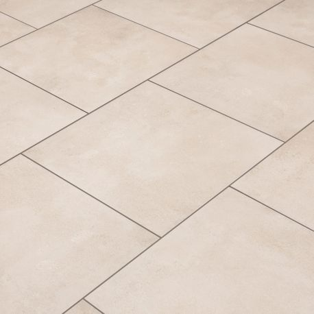 Dalle Grés Cérame PATIO CREAM 60 x 60 x 2