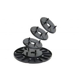 Rehausse de 15 mm spécial plot toiture epdm