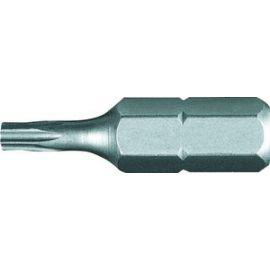 Embout TORX pour tournevis longueur 25 mm T20 Sachet de 10 unités