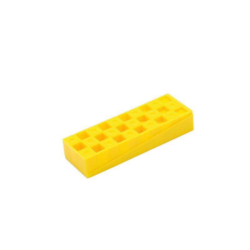 Cale plastique pour terrasse jaunes - Cale plastique pour terrasse bois ...