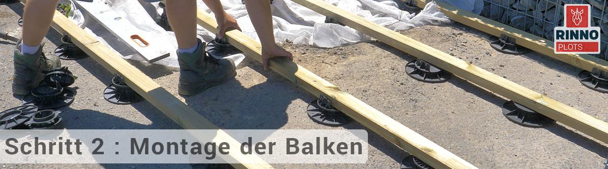montage-der-balken