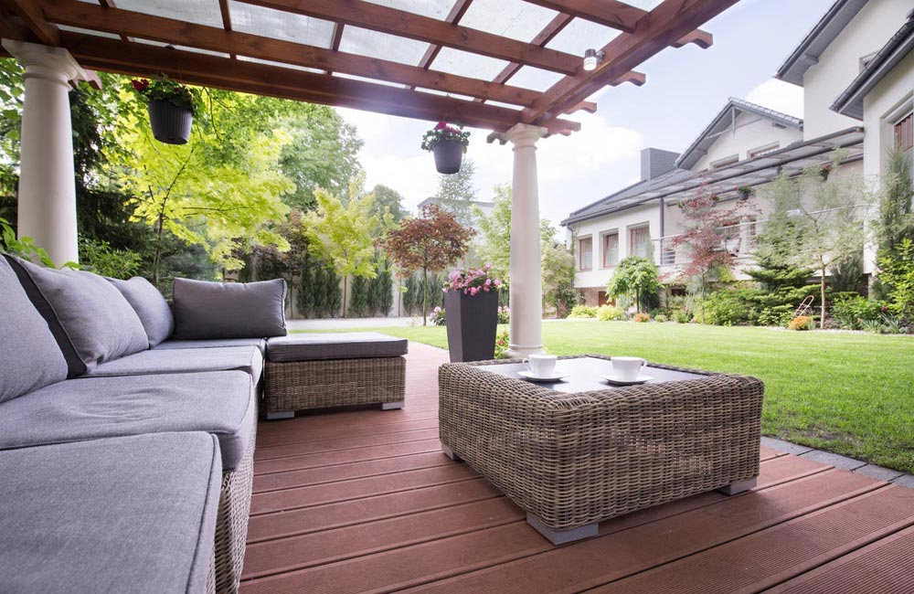 Terrasse design pas cher
