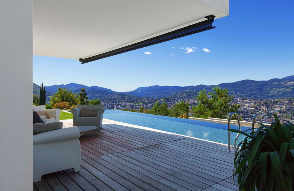 Terrasse à prix discount pour piscine