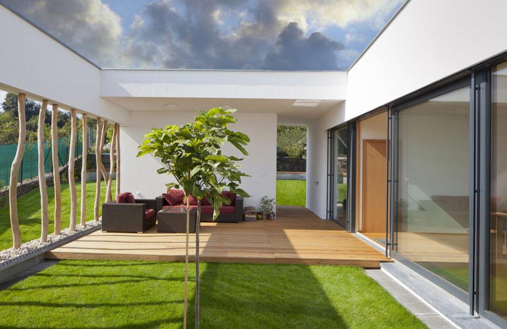 Terrasse à prix discount pour jardin